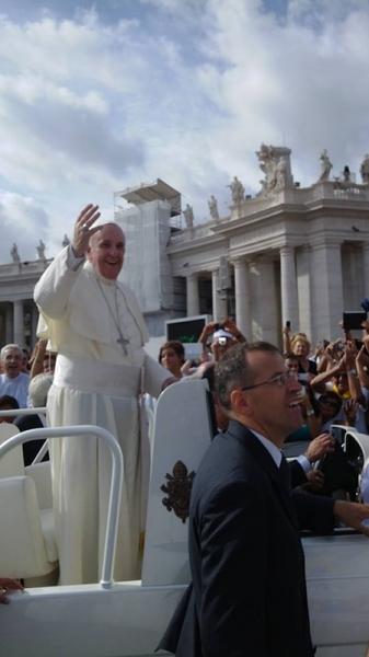 Papa Francesco - Foto: Antonio Useli Bacchitta