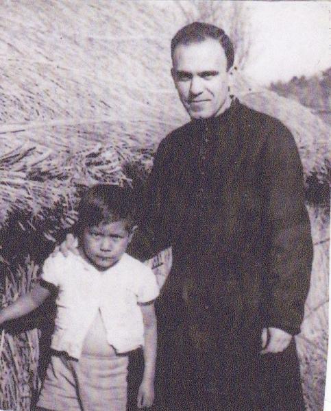 Padre Mauro Fancello