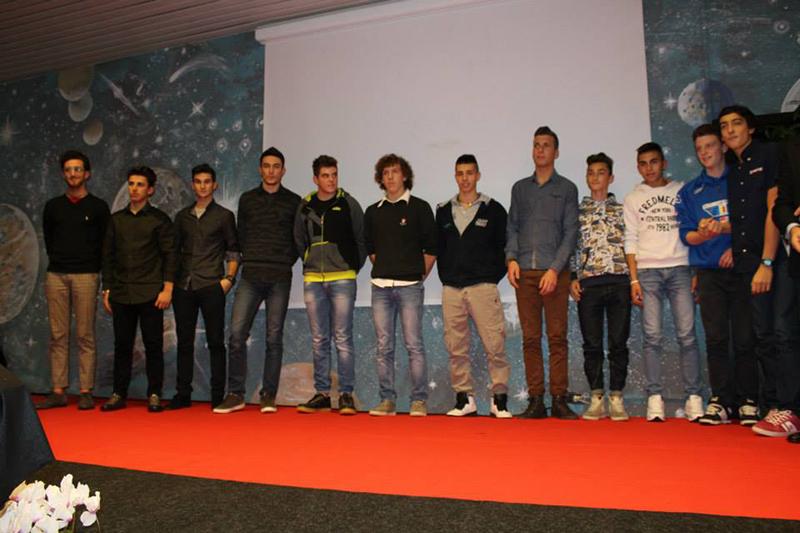 Presentazione Team Italia 2015