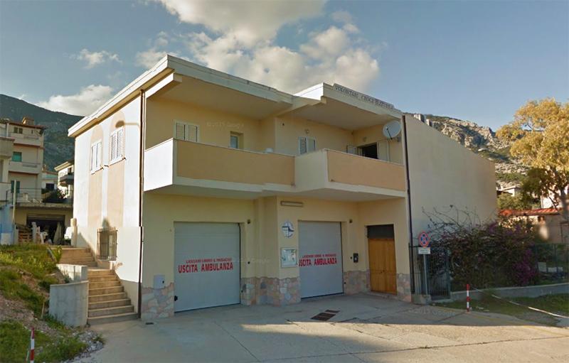 Sede Croce Azzurra - Foto: Google Maps