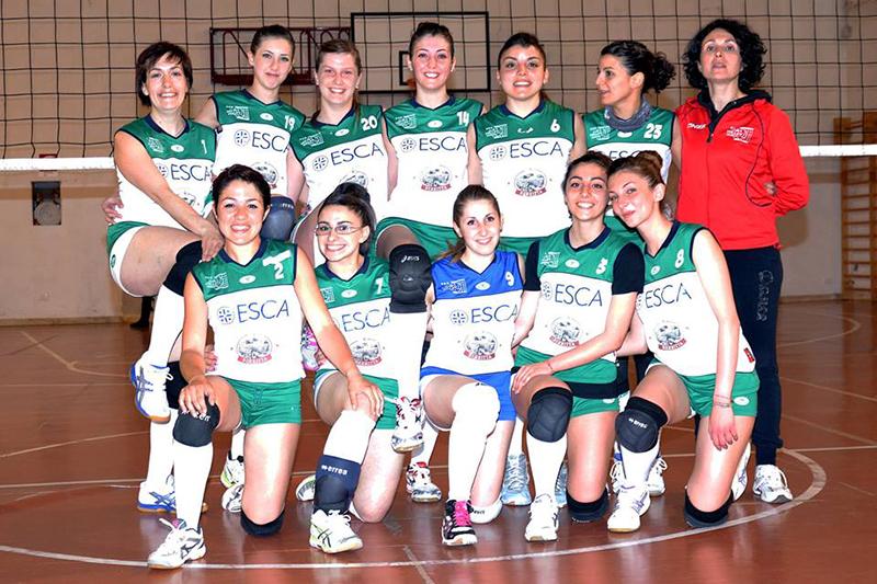 Club Volley Dorgali 13/14