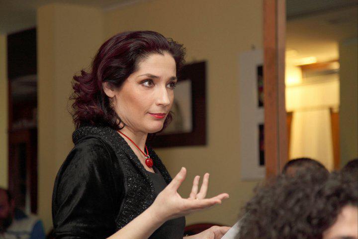 Maria Carmela Folchetti - Presidente di Confartigianato Nuoro