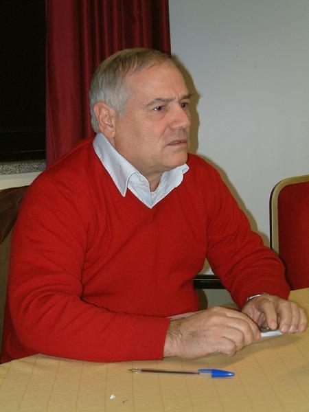 Giovanni Mellino - Pres Reg. Confartigianato Trasporti Sardegna