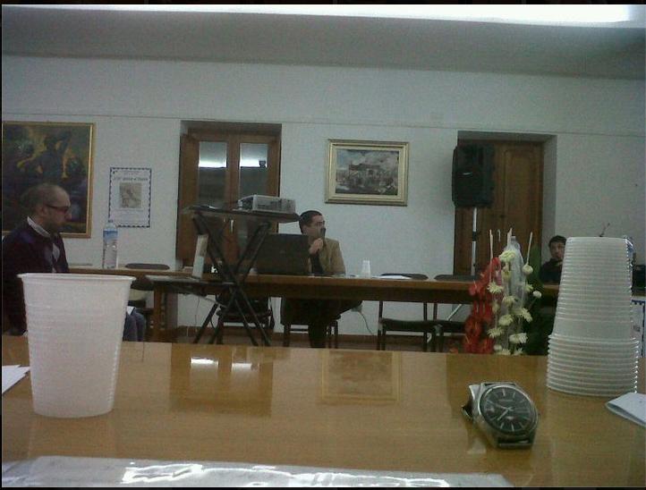 Gian Michele Nonne - Consiglio Comunale Dorgali, approvazione PUC