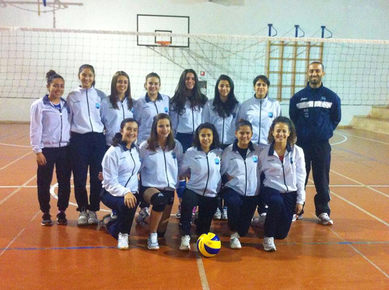 Prima Divisione Femminile Pol. Gonone Dorgali 2014/15