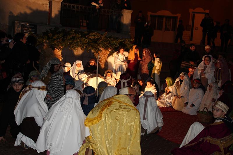 Presepio Vivente 2014 - Foto: Maria Garofano