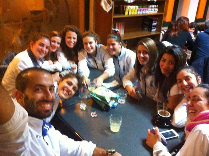 Prima Divisione Femminile Pol. Gonone Dorgali - 7 dicembre 2014