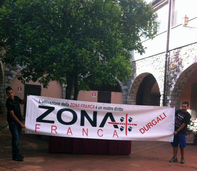 Comitato Spontaneo Dorgali Pro Zona Franca - Foto: Alex Cux