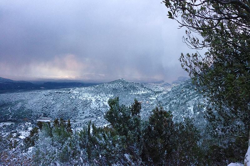 Dorgali, 31 dicembre 2014 - Foto: Chiara Bacchitta