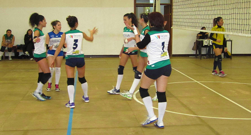 Club Volley Dorgali VS Sanluri