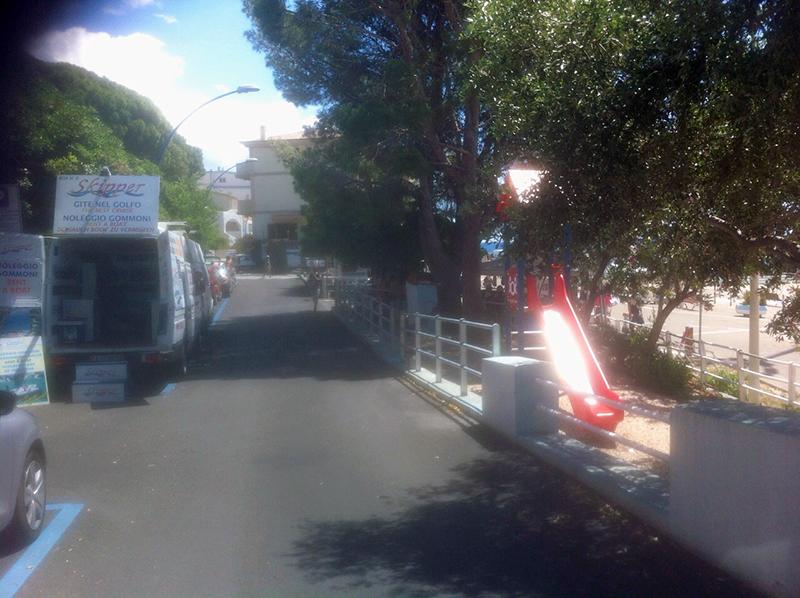 Via Vespucci, Cala Gonone - Foto: Skipper