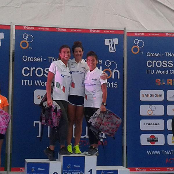 Cross Triathlon 2015 - De Gioannis, Deiana, Evaristo