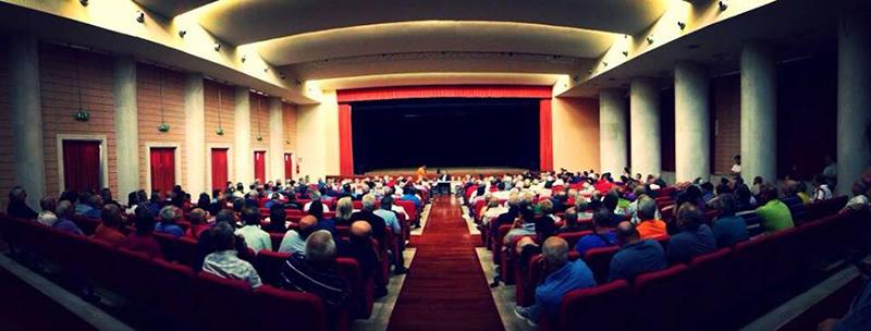 Centro Culturale Dorgali, 8 giugno 2015 - Assemblea Pubblica Oddoene - Foto: La Redazione