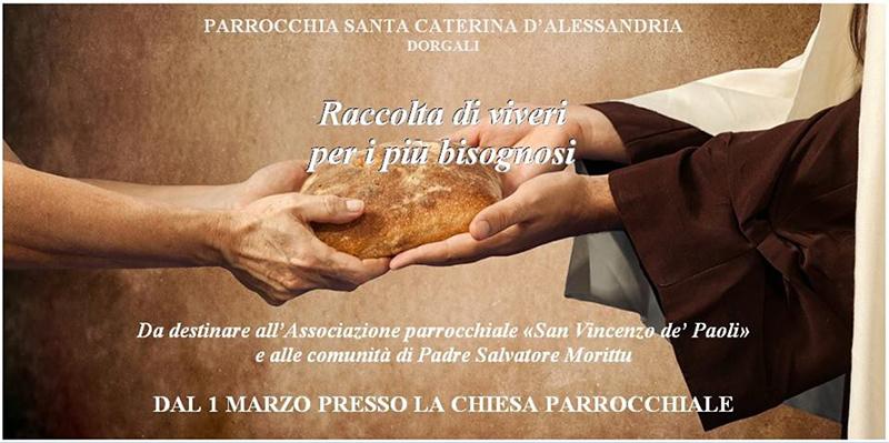Foto: Parrocchia Santa Caterina Dorgali