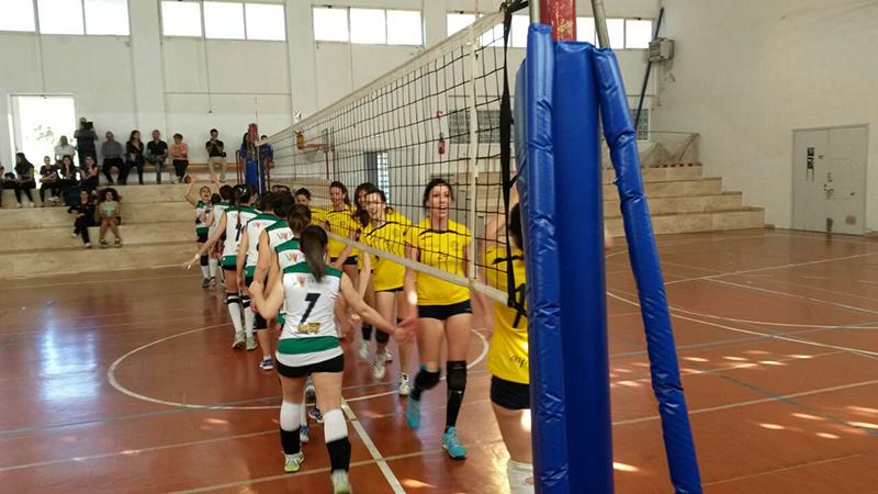 Club Volley Dorgali VS ASP Nuoro, domenica 3 maggio 2015