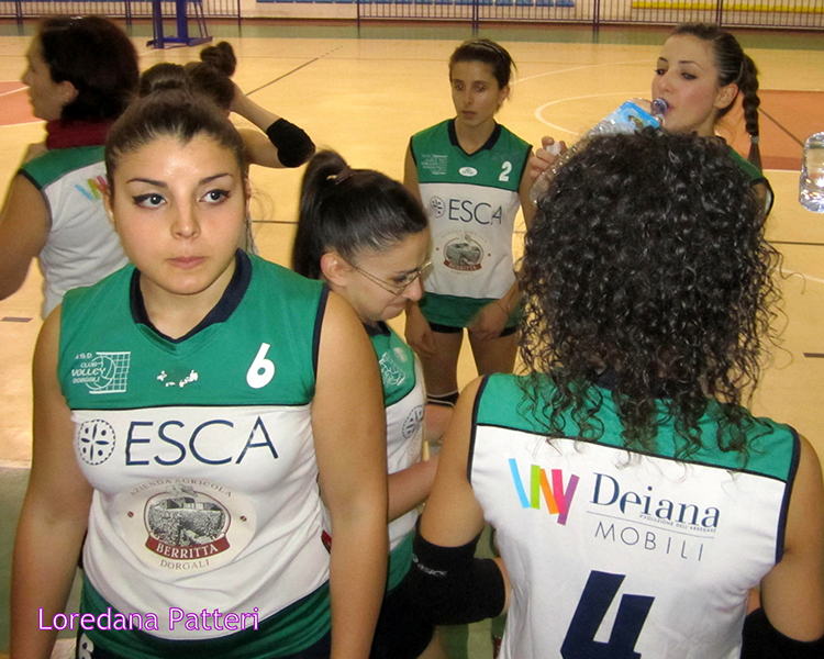 Loredana Patteri - Foto: Club Volley Dorgali