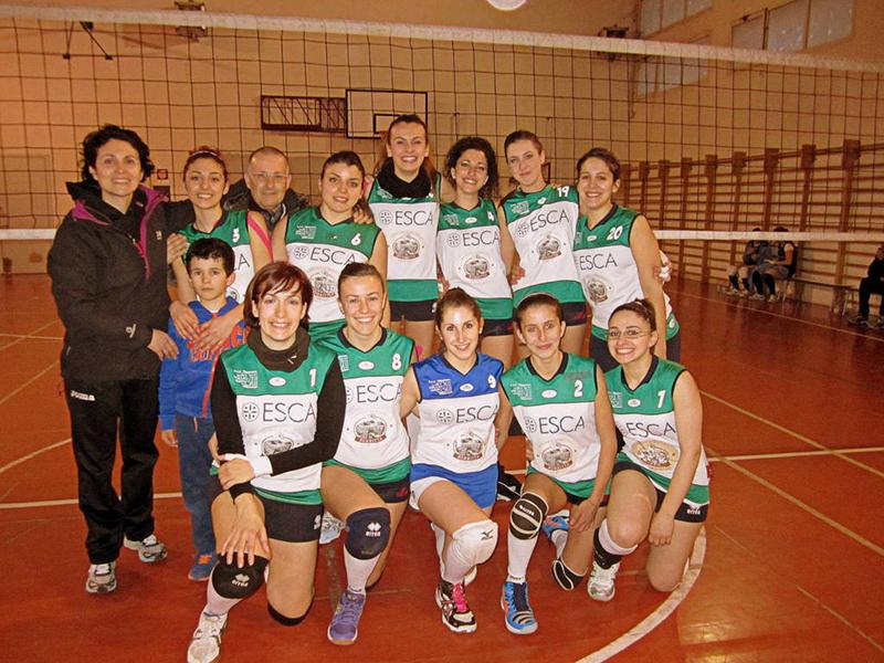 Club Volley Dorgali 2015