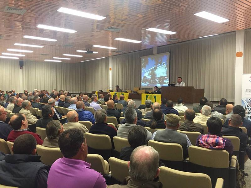 Assemblea 16 maggio 2015 - Foto: Coldiretti Sardegna