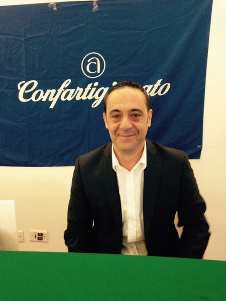 Giuseppe Pireddu - Confartigianato Nuoro