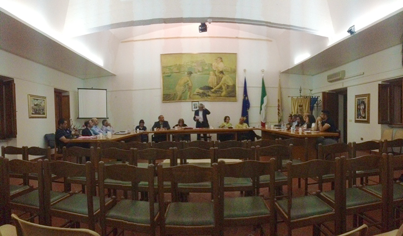 Dorgali, 14 maggio 2015 - Consiglio Comunale