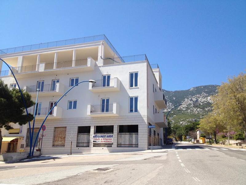 Palazzo Ticca a Cala Gonone