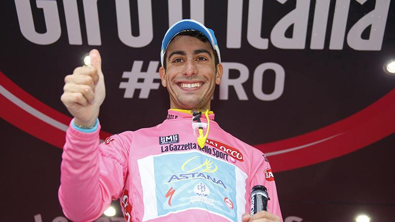Fabio Aru - Foto da: au.eurosport.com