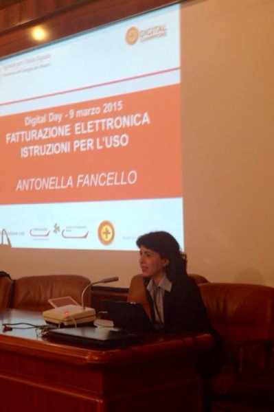 Antonella Fancello, Digital Champion Dorgali