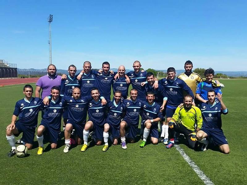 ASD Cala Gonone Calcio, 3 maggio 2015 - Foto: G. Mereu