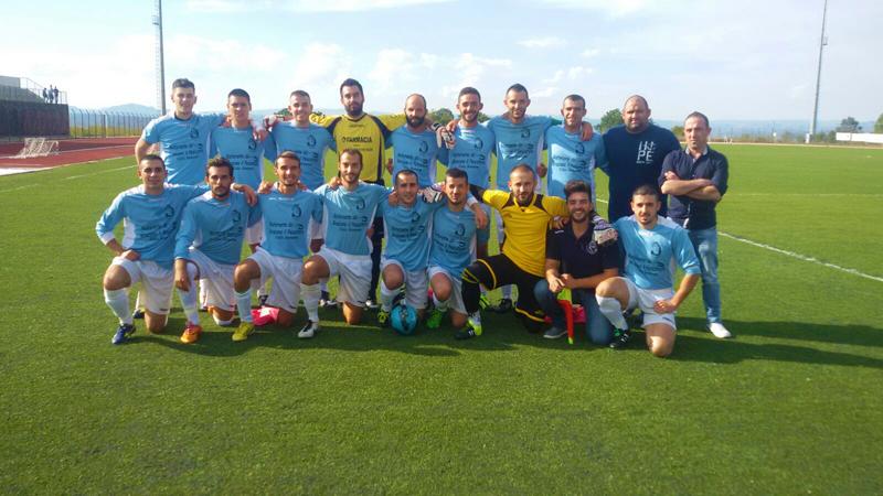 ASD Cala Gonone - Campionato Seconda Categoria 2015/16