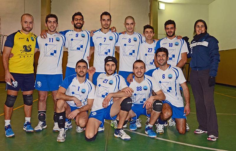 Polisportiva Gonone Dorgali - 1^ Divisione Maschile 2015