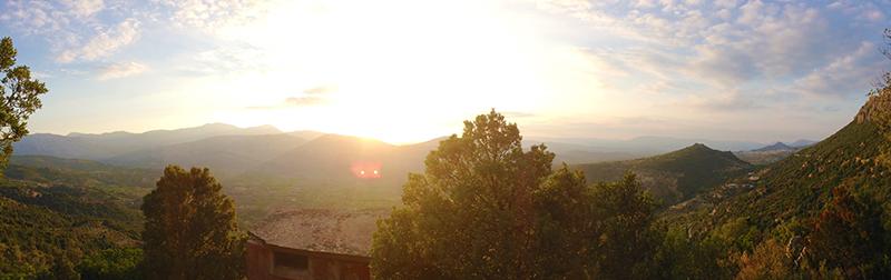 Panoramica Oddoene da località Silana - Foto: Chiara Bacchitta