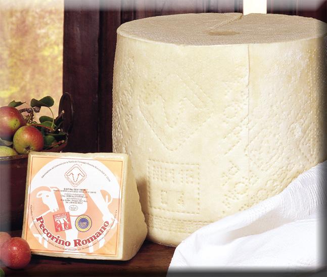 Pecorino Romano - Foto: Cooperativa Dorgali Pastori