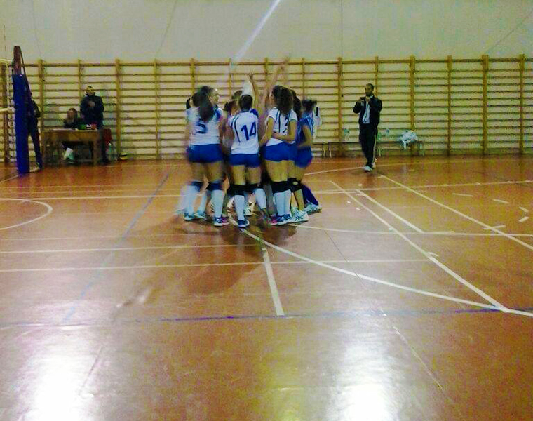 Prima Divisione Femminile Pol. Gonone Dorgali, 22 marzo 2015