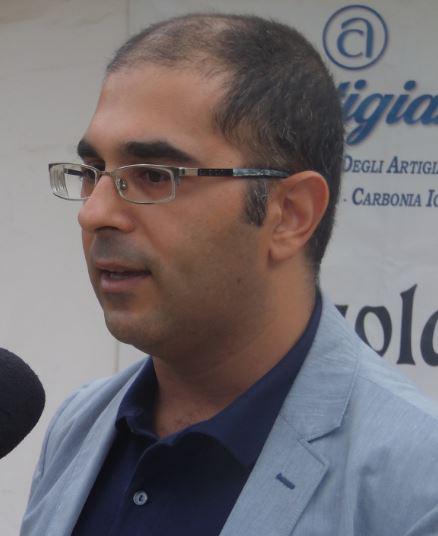 Stefano Mameli,  Segretario Regionale di Confartigianato Imprese Sardegna