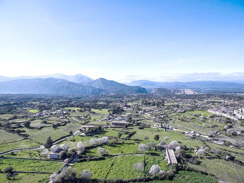 Dorgali 2016, dal verde al blu - Foto: Elias Sedda
