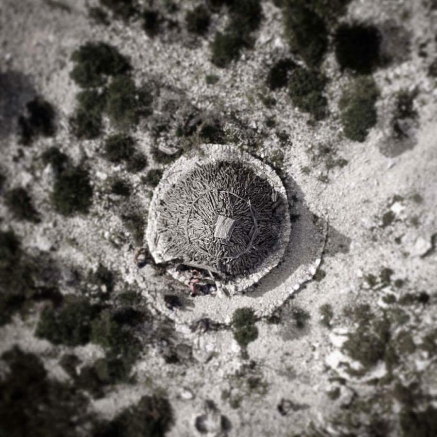 Cuile Monte Ruiu - Foto: Elias Sedda