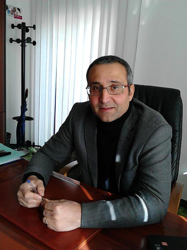 Pietro Mazzette, Segretario Provinciale di Confartigianato Nuoro-Ogliastra