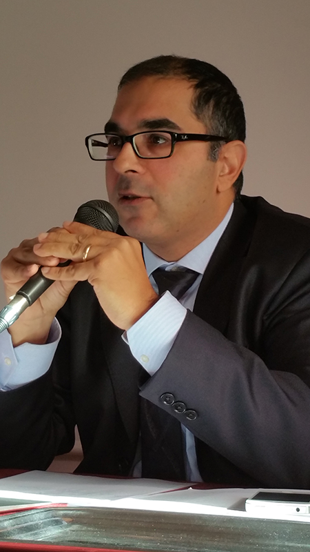 Stefano Mameli,  Segretario Regionale di Confartigianato Sardegna