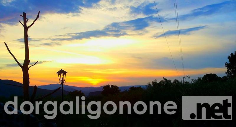 Tramonto da Dorgali - Foto: La Redazione