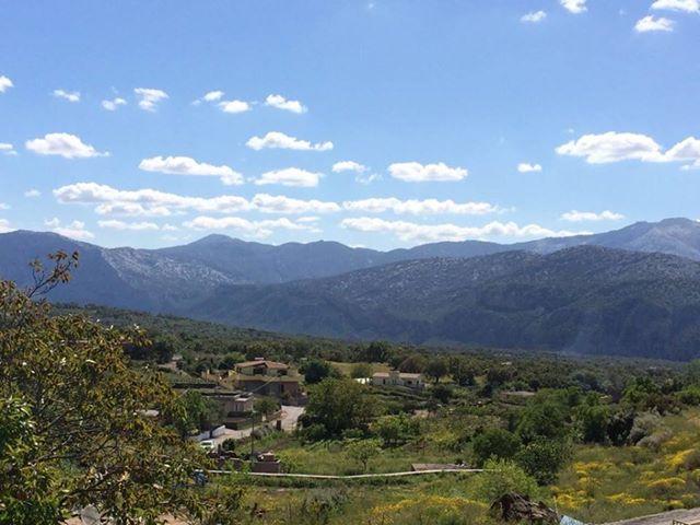 Zona Su Calavriche, Dorgali - Foto tratta da facebook: Maria Itria Fancello
